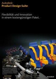 Autodesk® Product Design Suite Flexibilität und Innovation in einem ...
