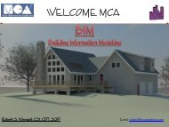 BIM and Specifying - Metal Construction Association