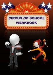 Circus werkboek - Webs