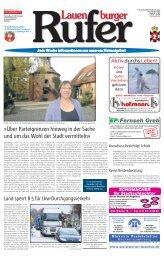 Lauenburger Rufer - Kurt Viebranz Verlag
