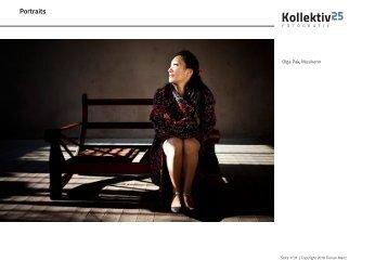 Portraits - Kollektiv25