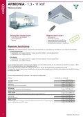 Productcatalogus ARMONIA - Lennox - Page 2