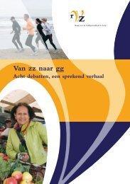 Brochure Van zz naar gg - Rvz