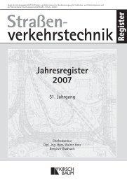 Jahresregister SVT 2007