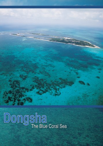 The Blue Coral Sea