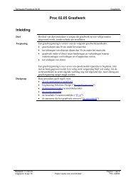 Terneuzen Procedure 02.05 Graafwerk