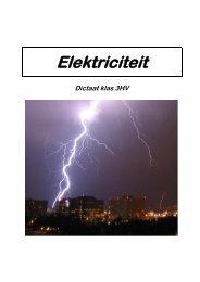 Elektriciteit 3HV - Kpn