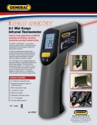 Ideal for most applications in HVAC/R, plumbing and heating ...