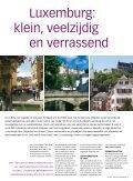 Luxemburg, wandel en fietsparadijs voor genieters - DIGI-magazine - Page 3
