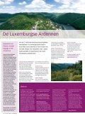 Luxemburg, wandel en fietsparadijs voor genieters - DIGI-magazine - Page 4