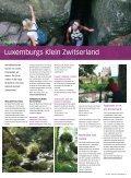 Luxemburg, wandel en fietsparadijs voor genieters - DIGI-magazine - Page 5