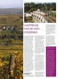Luxemburg, wandel en fietsparadijs voor genieters - DIGI-magazine - Page 7