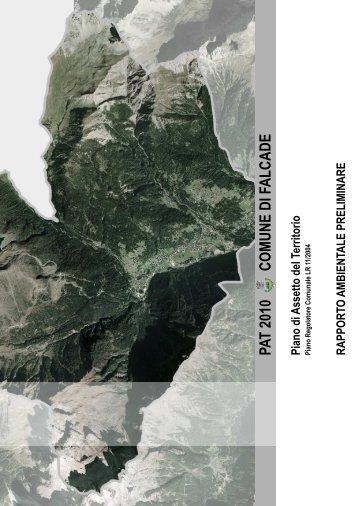 pat 2010 comunedi fa lc ade - Pieve di Cadore - Regione Veneto