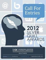 2012 - IABC Southern Region