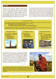 De Keniaanse politiek