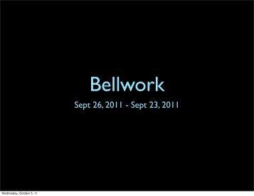 Sept 26, 2011 - Sept 23, 2011 - Bibb County Schools
