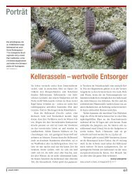 Magazin «umwelt» 3/2010 - Nanotechnologie