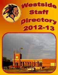 STAFF Directory 2012-13 Second Draft.pub - Bibb County Schools