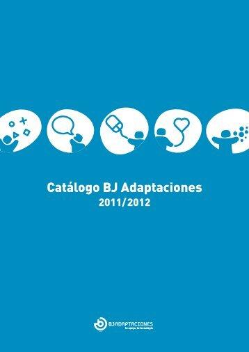 Catálogo de Productos Catálogo BJ Adaptaciones - IHMC Public ...