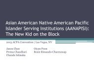 Asian American Native_ American Pacific Islander Serving Institutions