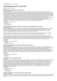 Onderzoeksprojecten (20 - 30 van 327)