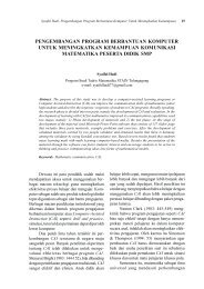 pdf - Scientific Journal UMM