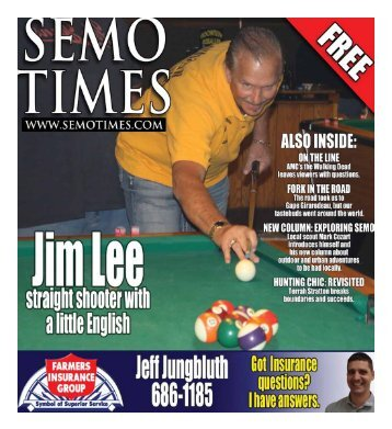 Joe in the 573 - SEMO TIMES