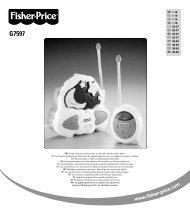 G7597 - Fisher Price