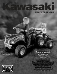 B9785 : Adventure 4x4 w/trailer - Mattel