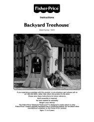 Backyard Treehouse™ - Mattel