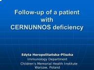 CERNUNNOS deficiency