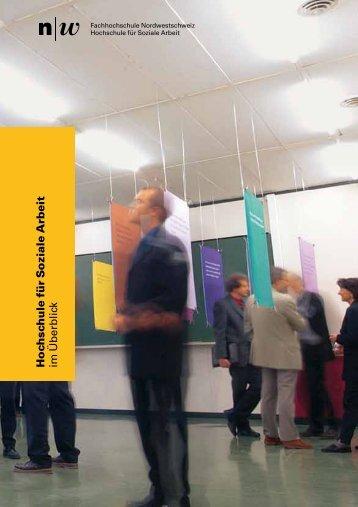 Hoc hsc hule für S oziale Arbeit im Überblick - Fachhochschule ...