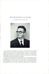 Jens Martinus Lyshede 1911-1961 s. 127 - Dansk Geologisk Forening