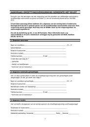aanvraag omzettingsvergunning gemeente het bildt 240412