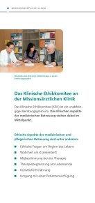 Klinisches Ethikkomitee - Missio - Seite 2