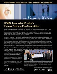 Layout 1 (Page 1) - The Paul Merage School of Business