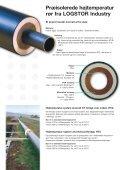 Præisolerede HT rør – skabt til høje temperaturer - LOGSTOR - Page 2