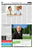 Brangstantis verslo liudijimas - tramplinas nelegalams? - Page 6