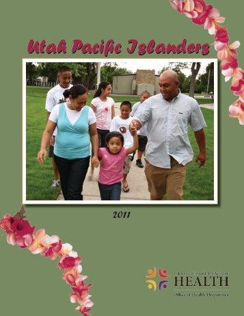 Utah Pacific Islanders - Utah Department of Health - Utah.gov