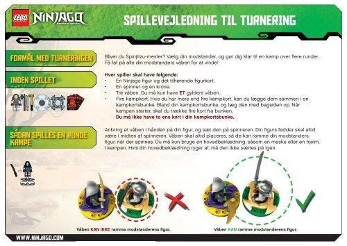 Tournament play guide 2012_DA.indd - Lego