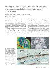 Læs pdf-fil (205 kB) - Dansk Geologisk Forening