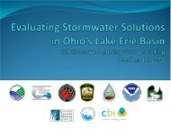 CLG Presentation October 2012 - National Estuarine Research ...