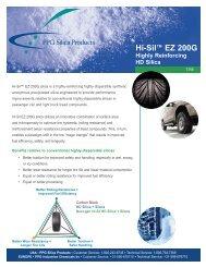 Hi-Sil™ EZ 200G - PPG Industries