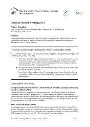 Project Assembly minutes_Paris 2012.pdf - OpenUp!