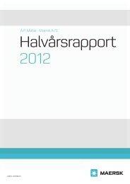 Halvårsrapport 2012