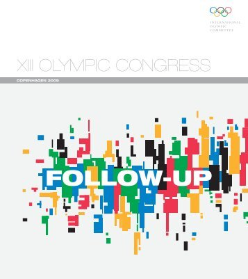 XIII olympic congress