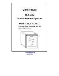 Instruction manual - Richard Solo