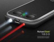 Smart Backup Battery for BlackBerry® - Richard Solo