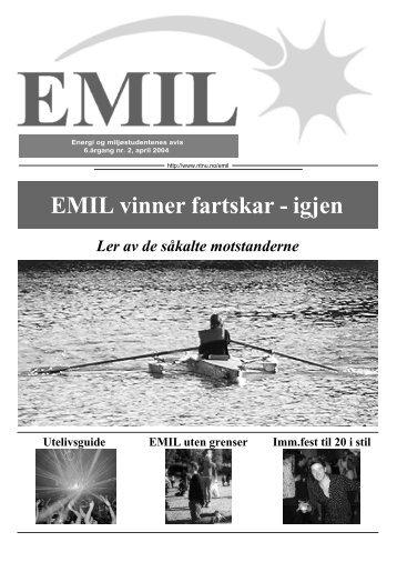 Emil-Avis 03 2004 - NTNU