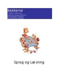 Sprog og Læsning Bakkerne - Dagtilbud-Aarhus - Børn og Unge